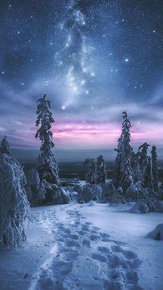 Winter In Finland Source Facebook.com