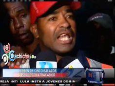 Hieren de cinco balazos a un supuesto atracador #NoticiasTelemicro #Video - Cachicha.com