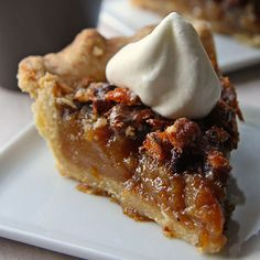 Buttered-Maple Black Walnut Pie | Lost Recipes Found