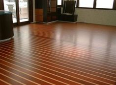 Flooring completed by Balentine Collection makes an unforgettable impression in any space. #luxeCO