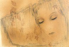 Toyen | Sadness, ca 1930