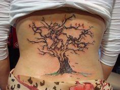 custom drawing by Sunshine, branches create world map. in Sunshine's Tattoo work by original skin tattoo