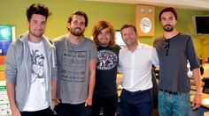 bastille radio 2 session