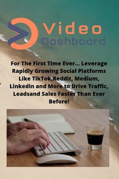 For The First Time Ever... Leverage Rapidly Growing Social Platforms Like TikTok,Reddit, Medium, Linkedin and More to Drive Traffic, Leadsand Sales Faster Than Ever Before!