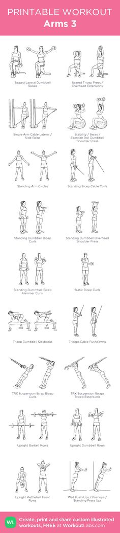 Arm Exercises 3