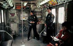 NYC Transit police