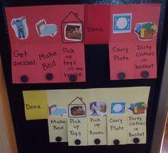 City Teacher Goes Country: Chore Chart