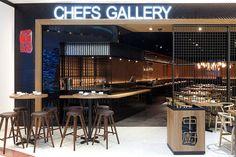 Chef's Gallery Restaurant by Giant Design, Sydney – Australia » Retail Design Blog