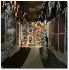 Lynn Sures, Frassasi installation International Artist, Thought Provoking, Creative Inspiration, Fair Grounds, Gallery, Artwork, Work Of Art, Roof Rack, Auguste Rodin Artwork