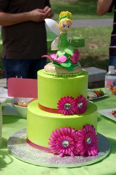 GREAT TINKERBELL CAKE IDEA