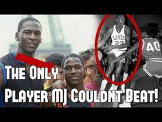 5d5f11165f77 The Only Player Michael Jordan Couldn t Beat!