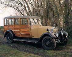 1926 Rolls-Royce 20hp Shooting brake