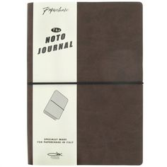 Noto brown large journal - Noto - Writing - Stationery