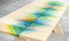 Design duo Raw Edges brings interactive Herringbone installation to Milan 2016 | Inhabitat - Green Design, Innovation, Architecture, Green Building