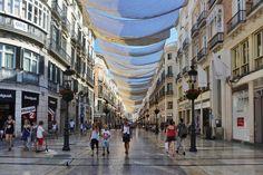 calle larios de málaga