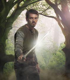 Joe Armstrong as Allen a Dale from Robin Hood