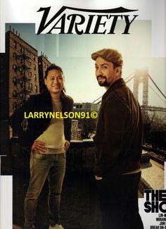 Lin Manual Miranda, Variety Magazine, Batwoman, Dolly Parton, Cover Pics, Magazines, Movie Posters, Dolly Patron, Journals