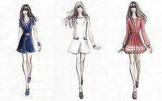 Croquis de Moda: passo a passo do manequim - Tudo Ela