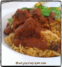 A #recipe for low-fat #Thermomix Easy Beef #Madras