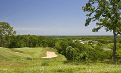 Wolfdancer Golf Club, #12 near Austin, Texas