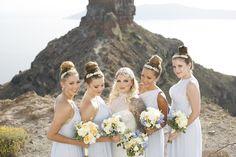 Santorini Wedding Photographer | Nikos Gogas | Greek Island Wedding by Stella And Moscha
