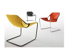 Paulistano Armchair in Canvas — FURNISHINGS -- Better Living Through Design