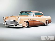 25 Years Of Troy Trepaniers Greatest Hits In His Own Words 1954 Buick G54