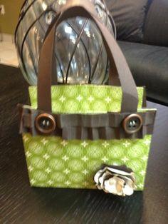 Stampin Up! Purse Bag