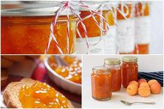 Peach apricot jam recipe