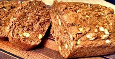 Zucchini Bread - Nutrition Studies Plant-Based Recipes