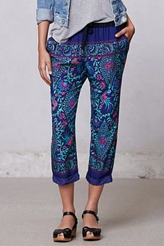 Susa Tapered Trousers | Anthropologie.eu