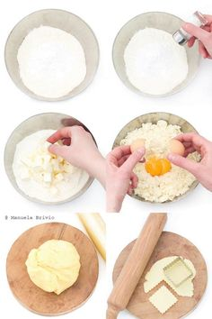 Pasta Frolla e Biscotti - Step By Step