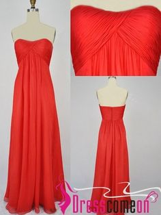 129.00$  Buy here - http://vixmf.justgood.pw/vig/item.php?t=t1q1ivz45863 - Red Prom Dress,Bridesmaid Prom Dress,Red Party Bridesmaid Dress,Formal GownR327