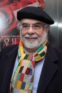 Francis Ford Coppola, Director, Producer, Screenwriter, and born in Michigan