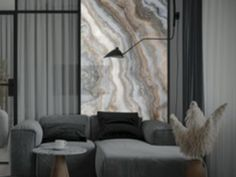 2021 NEW PRODUCT ( ABSTRACT PANEL ) Abstract Panel represent an innovative reality in the world of wall murals.The state-of-the-art detection and hot press technology allows to have a perfect quality and super-defined visual impact very similar stone, marble, agate, onyx slabs. This panel can be appreciated with or without backlit. Its lightweight nature eases the installation process. Comes with matt and glossy surfaces.