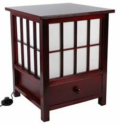 Oriental Furniture Unique Lighting Floor Lamp, 19-Inch Hokkaido End Table Rice Paper Lantern, ROSEWOOD, http://www.amazon.com/dp/B000AO73ZG/ref=cm_sw_r_pi_awdm_CX3ytb0S71YB2