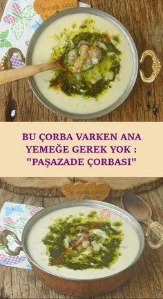 A delicious soup recipe with hearty ingredients .- Doyurucu bir malzemeye sahip olan nefis bir çorba tarifi… A delicious soup recipe with hearty ingredients … - Pasta Recipes, Soup Recipes, Cheap Flip Flops, Turkish Recipes, Ethnic Recipes, Shellfish Recipes, Mets, Homemade Beauty Products, Food To Make
