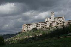 Assisi, San Francesco #Assisi #Italy