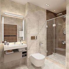 6 Most Useful Small Bathroom Design Ideas - Des Home Design Bathroom Layout, Modern Bathroom Design, Bathroom Interior Design, Small Bathroom, Bathroom Designs, Bathroom Ideas, Bathroom Organization, Relaxing Bathroom, Natural Bathroom