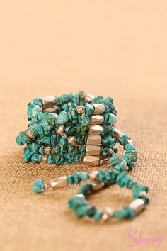 Only 29.99 to get magnetic necklace with Turquoise and Silver Alloy Heart Beads,wrap bracelet - http://staceyjewellery.com/magnetic-necklace-with-turquoise-and-silver-alloy-heart-beads-36quot_p0026.html