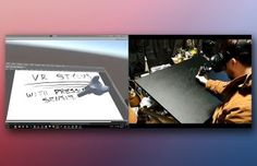 Learn about Vive Tracker Used to Create Pressure Sensitive Photoshop Stylus for VR http://ift.tt/2oAG7n4 on www.Service.fit - Specialised Service Consultants.