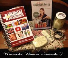 Mountain Woman Journals - Episode 32 - A homemade & survival Christmas