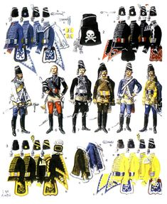 Prussian army of Frederick the Great: Hussars