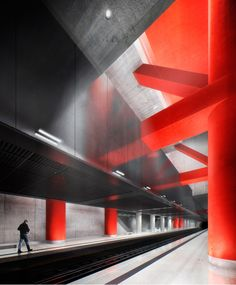Competition-winning plans unveiled for two new Moscow Metro stations