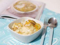 Gratén de coliflor con queso | Recetas Mycook