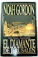 El gusano lector: El Diamante de Jerusalén de Noah Gordon