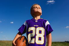 Little Footballer.