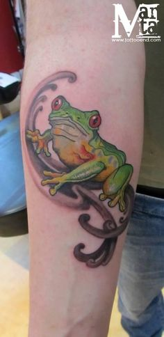 Jake Smith tattoo - Google Search Frog Tattoos, Ink, Google Search, India Ink