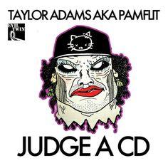 Debut album from Don't Flop veteran Pamflit (aka Taylor Adams) Lyrics Meaning, Debut Album