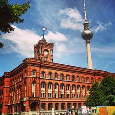 Rotes Rathaus in Berlin, Berlin